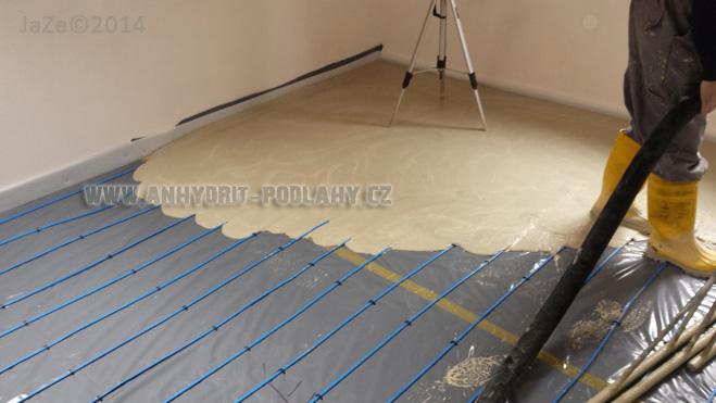 Podlahové topení koupelna cena