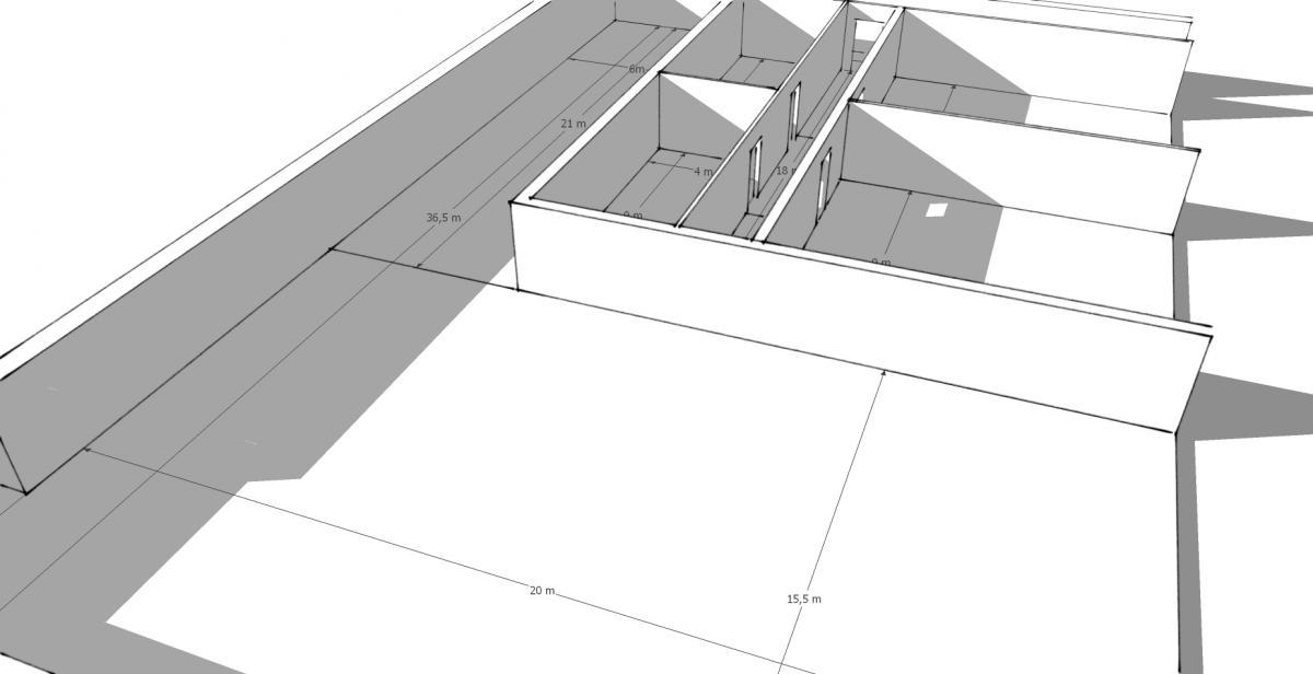 Dilatace betonových ploch