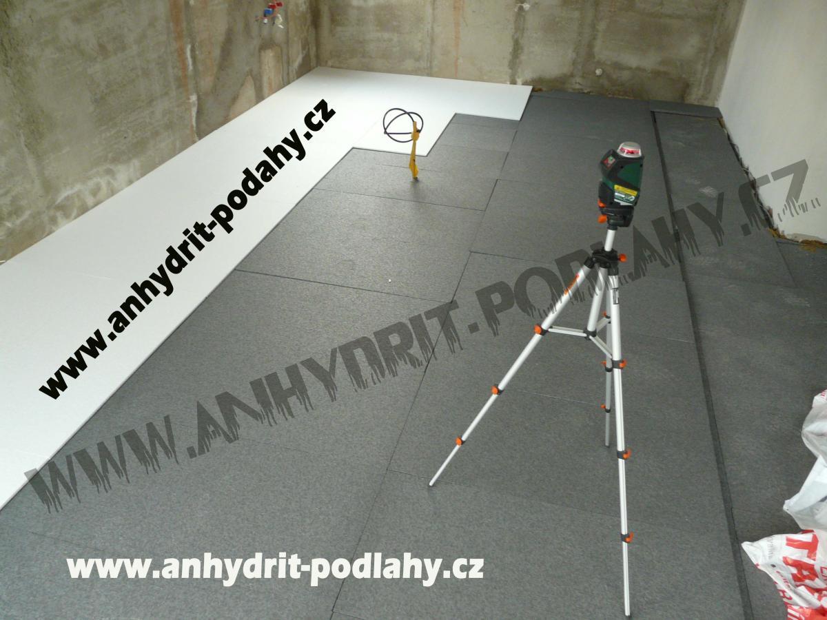 Jaký polystyren do podlahy