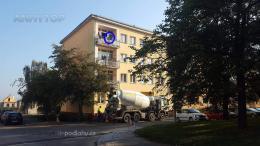 Zhotovení anhydritu v rekonstruovaném bytě v Praze