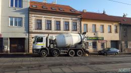Zhotovení anhydritové podlahy Praha
